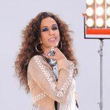 Rosario Flores es una de las coaches de 'La voz'