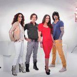 Malú, Melendi, Bisbal y Rosario son los coaches de 'La Voz'