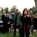 Imagen promocional de la serie 'Mafiosa'