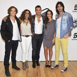 Equipo de 'La Voz' el nuevo talent de Telecinco