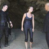 Emily VanCamp aparece mojada en la nueva temporada de 'Revenge'