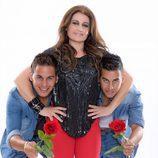 Foto promocional de Luis Carlos y Álvaro en '¿Quién quiere casarse con mi hijo?'