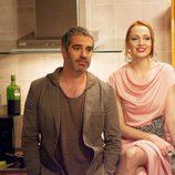 Adriá Collado y Cristina Castaño en la sexta temporada de 'La que se avecina'