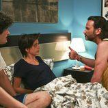 Fermín Trujillo habla con su hija Lola en 'La que se avecina'
