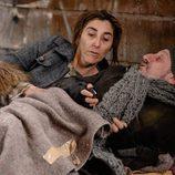 Paz Padilla, una mendiga con José Luis Gil en 'La que se avecina'