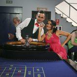 Luis Miguel Seguí y Silvia Abril en la sexta temporada de 'La que se avecina'