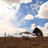 Imagen de uno de los campamentos de 'Padres lejanos'