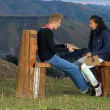 Carlos y Mari son una de las parejas que participan en 'Padres lejanos'