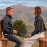 Cristian y su madre Yolanda en 'Padres lejanos'