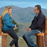 Jennifer y su padre Antonio en 'Padres lejanos'