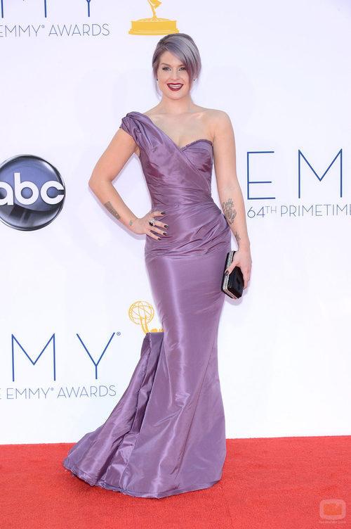 Kelly Osbourne en los Premios Emmy 2012
