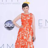 Ginnifer Goodwin de 'Once Upon A Time' en los Emmy 2012