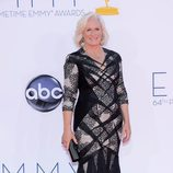 Glenn Close en los Emmy 2012