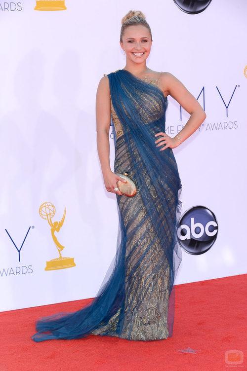 Hayden Panettiere de 'Nashville' en los Emmy 2012