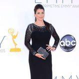 Julia Ormond en la alfombra roja de los Emmy 2012