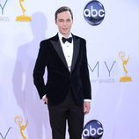 Jim Parsons de 'The Big Bang Theory' en los Emmy 2012
