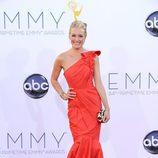 Cat Deeley en los Emmy 2012