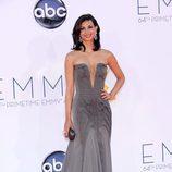 Morena Baccarin de 'Homeland' en los Emmy 2012