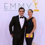 Ty Burrell de 'Modern Family' en los Emmy 2012