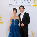 Ben Feldman de 'Mad Men' en los Emmy 2012