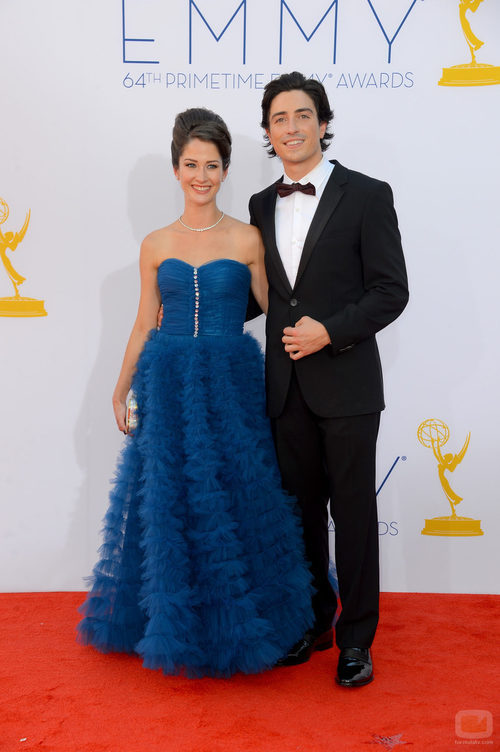 Ben Feldman de 'Mad Men' en los Emmy 2012