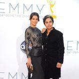 Kunal Nayyar de 'The Big Bang Theory' en los Emmy 2012