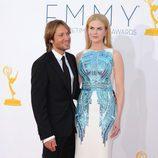 Keith Urban y Nicole Kidman en los Emmy 2012