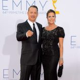 Tom Hanks en los Premios Emmy 2012