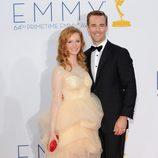 James Van Der Beek de 'Don't Trust the B---- in Apt. 23' en los Emmy 2012