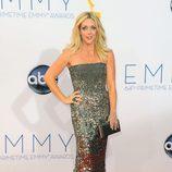 Jane Krakowski de '30 Rock' en los Emmy 2012