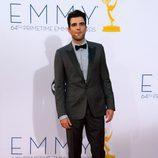 Zachary Quinto de 'American Horror Story' en los Emmy 2012