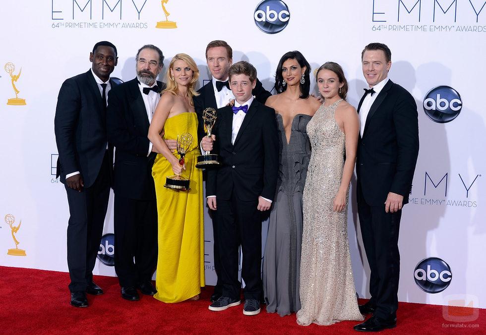 'Homeland', Emmy 2012 a la Mejor Serie de Drama