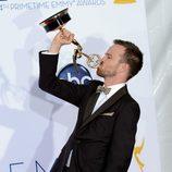 Aaron Paul, Emmy 2012 al Mejor Actor Secundario de Drama