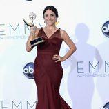 Julie Louis-Dreyfus, Emmy 2012 a la Mejor Actriz de Comedia