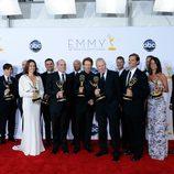 'The Amazing Race', Emmy 2012 al Mejor Reality
