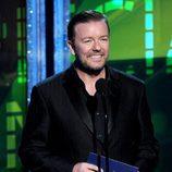Ricky Gervais, en los Emmy 2012