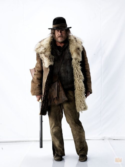 Tom Berenger es Jim Vance en 'Hatfields & McCoys'