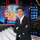 Manel Fuentes repite como presentador de 'Tu cara me suena' en su segunda edición