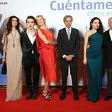 Presentación de la decimocuarta temporada de 'Cuéntame cómo pasó' en el Festiva de San Sebastián