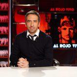 Álvaro Rivas, presentador de laSexta