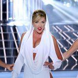 Anna Simón imita a Kylie Minogue en 'Tu cara me suena'