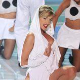 Anna Simón es Kylie Minogue en 'Tu cara me suena'
