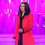 Ángeles Muñoz es Laura Pausini en 'Tu cara me suena'