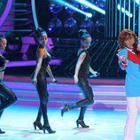 Arturo Valls baila como Pedro Marín en 'Tu cara me suena'