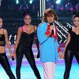 Arturo Valls es Pedro Marín en 'Tu cara me suena'