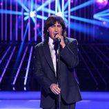 Francisco Javier Herrero canta por Sergio Dalma en 'Tu cara me suena'