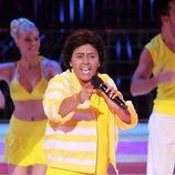 María del Monte es Georgie Dann en 'Tu cara me suena'