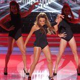 Angy canta por Beyoncé en 'Tu cara me suena'