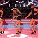 """Angy Fernández baila """"Single Ladies"""" de Beyoncé en 'Tu cara me suena'"""