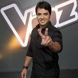 Luis Fonsi, asesor de David Bisbal en 'La Voz'